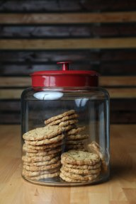 Our Red Cookie Jar