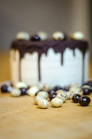 Mocha Madness Cake
