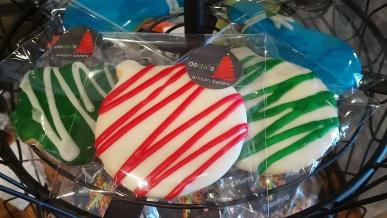 Decorated Sugar Cookies - yum!